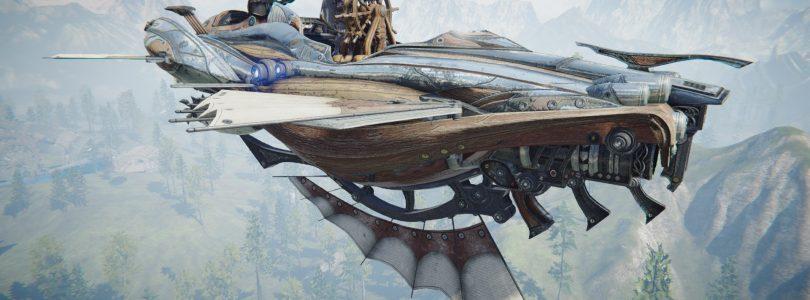 Ascent: Infinite Realm – Neue Details zu Waffen und Luftschiffen veröffentlicht