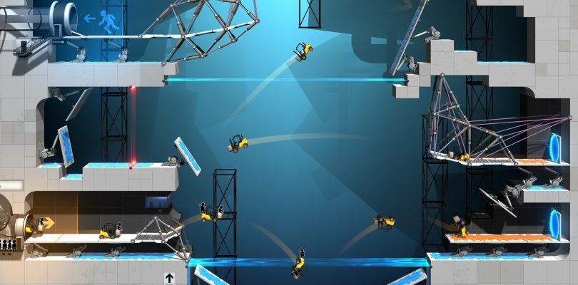 Bridge Constructor Portal – Nun auch auf XBox One und Nintendo Switch erhältlich