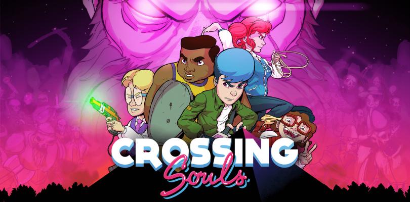 Crossing Souls startet am 13. Februar auf PS4 und PC