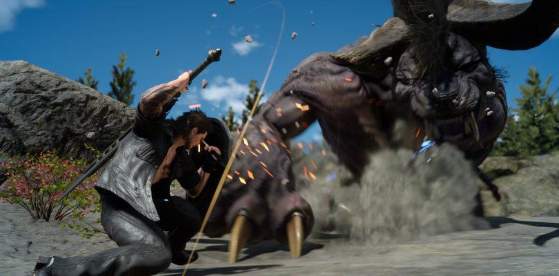 Final Fantasy XV – Episode Ignis wurde veröffentlicht