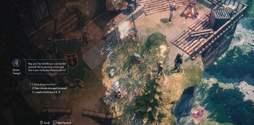 Seven: The Days Long Gone – Hier kommen die Infos zum Release des RPGs