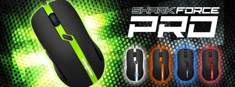 Shark Force Pro – Gaming-Maus für Einsteiger zum kleinen Preis