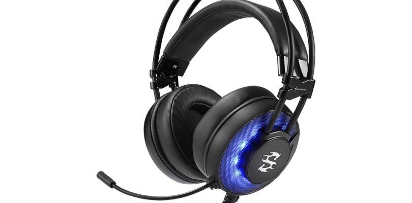 Sharkoon SKILLER SGH2 – Stereo-Headset mit blauem LED zum kleinen Preis