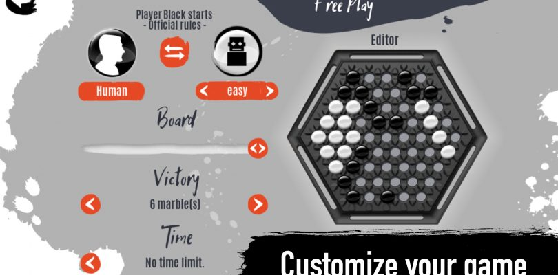 Abalone – Neue Version für PC und Smartphones veröffentlicht