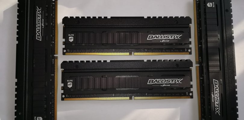 Hardware-Test: Ballistix Elite – DDR4-Speicher für High-End-Gamer