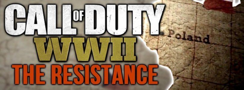 "Call of Duty: WW2 – Morgen startet das Event ""The Resistance"" zum kommenden DLC"