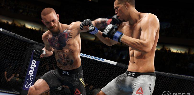 UFC 3 – Open Beta läuft noch bis morgen, Vorbestellerboni bekannt