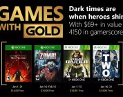 Hier sind die Games With Gold für den Januar 2018