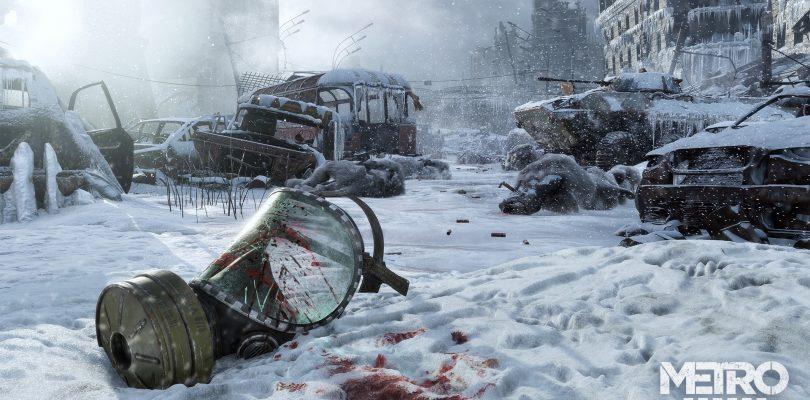 """Metro Exodus – Trailer """"The Aurora"""" zeigt den postapokalyptischen Winter"""
