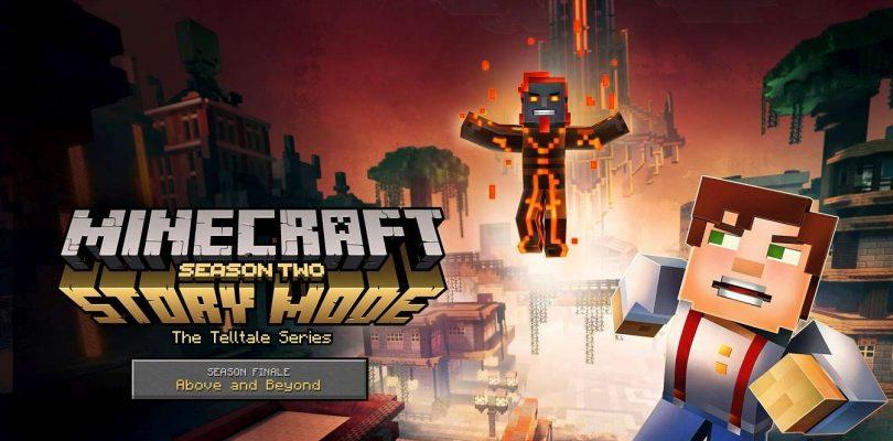 Minecraft – Trailer zur Finalen Episode zu Season 2 veröffentlicht