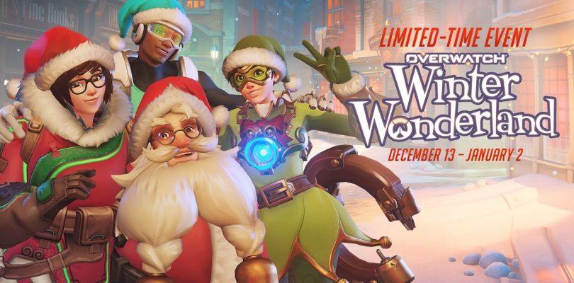Overwatch – Entwicklervideo zeigt das Event Winterwunderland 2017