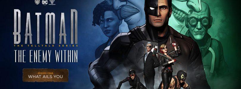 Batman: The Enemy Within – Trailer zu Episode 4 veröffentlicht