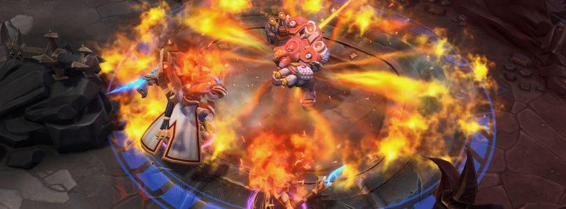 Heroes of the Storm – Blaze startet in den Nexus und bringt Änderung mit