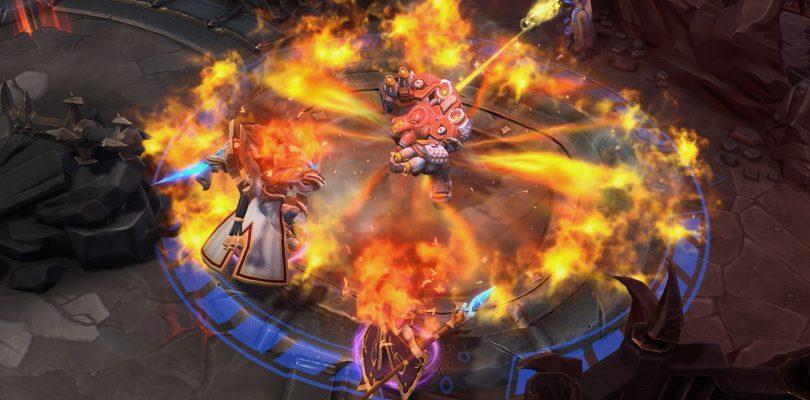 Heroes of the Storm – Neuer Held Blaze startet auf dem PTR-Server