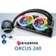 Raijintek Orcus RGB & Orcus Core RGB Komplettwasserkühlung startet in den Handel