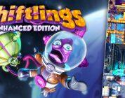 Shiftlings – Enhanced Edition des Koop-Platformers erscheint für Nintendo Switch