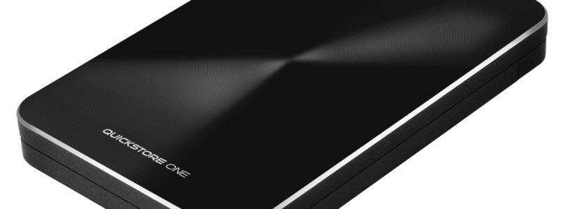 Sharkoon veröffentlicht mit Quickstore One ein Laufwerksgehäuse mit USB 3.1 Schnittstelle