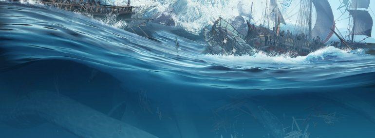 """Black Desert Online – Kolossaler Meeresboss """"Vell"""" taucht am 28. Januar auf"""
