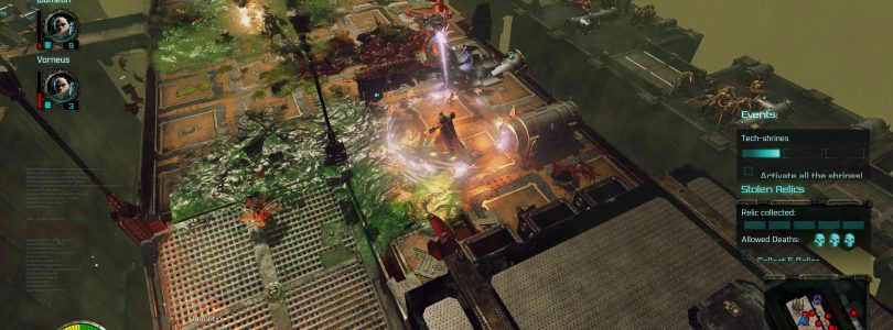 Warhammer 40.000: Inquisitor – Stand-Alone-Addon Prophecy angekündigt