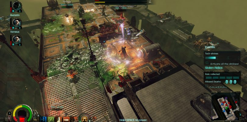 Warhammer 40.000: Inquisitor – Martyr – Patch 2.0 endlich veröffentlicht