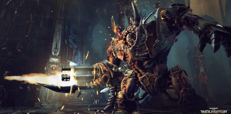Preview: Warhammer 40.000: Inquisitor – Martyr – Ein Action-RPG mit MMO-Elementen