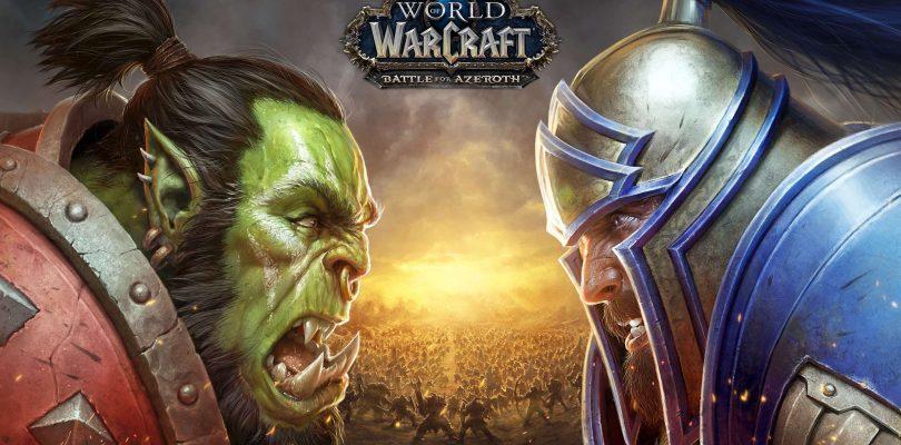 WoW: Battle for Azeroth kann ab sofort vorbestellt werden