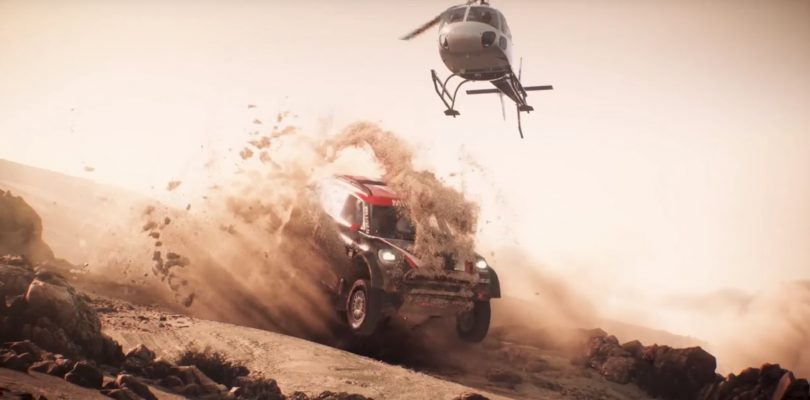 Dakar 18 – Open World-Rennspiel-Simulation angekündigt