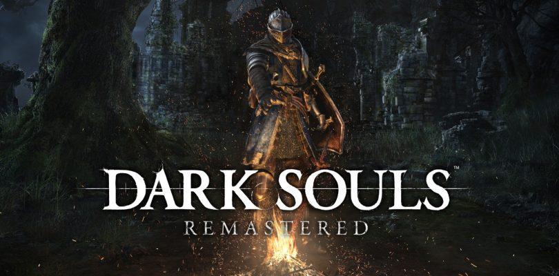 Dark Souls Remastered kommt für PC, PS4, XBox One und Nintendo Switch