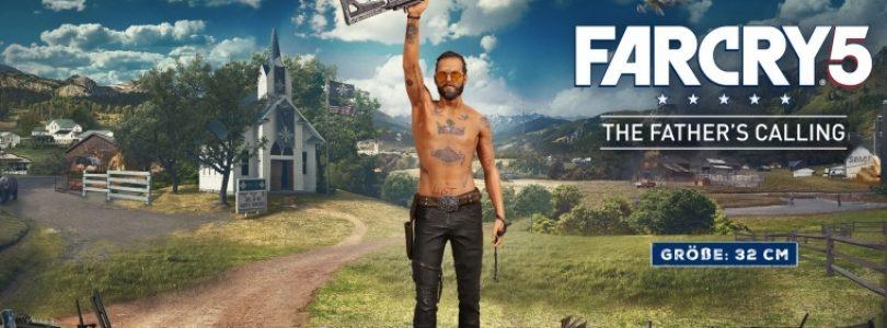 Far Cry 5 – The Father's Calling-Sammelfigur kann ab sofort vorbestellt werden