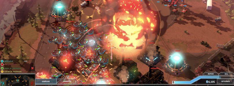 Forged Batallion – Zum Early-Access-Start haben wir uns den Multiplayer-Modus angesehen