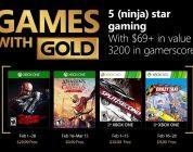Hier sind die Games With Gold vom Februar 2018