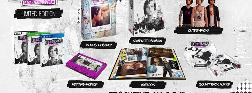 Life is Strange: Before the Storm – Bonusepisode veröffentlicht, Retailversion erscheint morgen