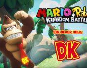 Mario + Rabbids Kingdom Battle – Neues DLC bringt Donkey Kong ins Spiel