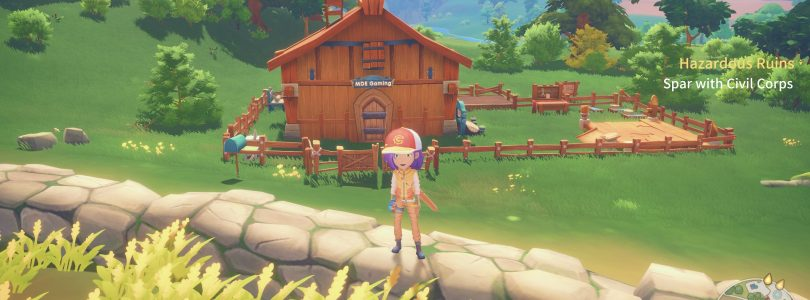 Preview: My Time at Portia – Süße Grafik trifft umfangreiches Spiel