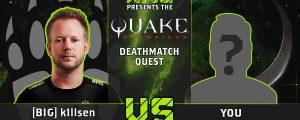 Quake Champions startet auf der DreamHack Leipzig durch