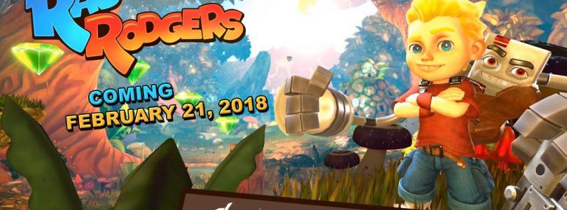 Rad Rodgers – Trailer veröffentlicht, Release am 21. Februar
