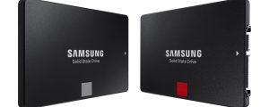 Samsung bringt neue SSDs – 860 EVO und 860 PRO – auf den Markt