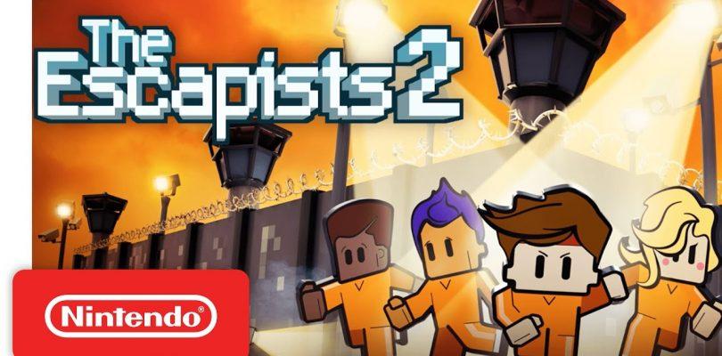 The Escapists 2 – Nintendo Switch Launch Special-Video vom Entwickler veröffentlicht