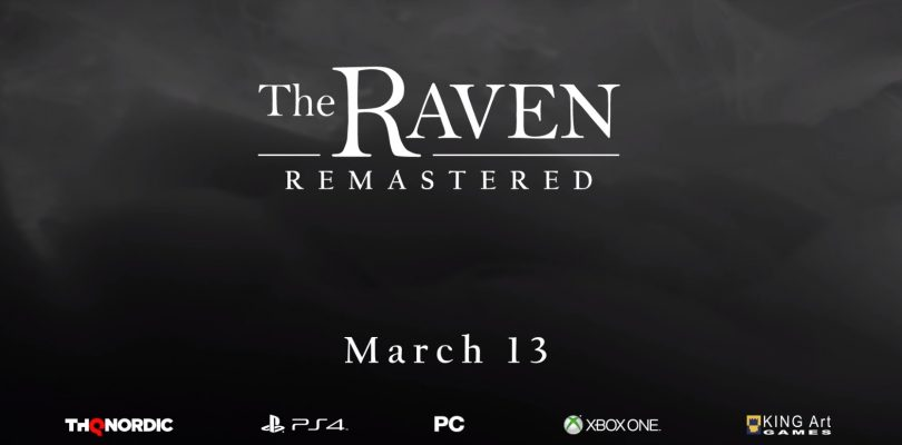 The Raven Remastered-Version mit Trailer angekündigt
