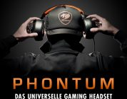 Cougar Phontum – Neues Gaming Headset startet in den Handel