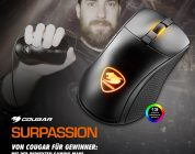 Cougar Surpassion – Die neue Gaming-Maus im Detail