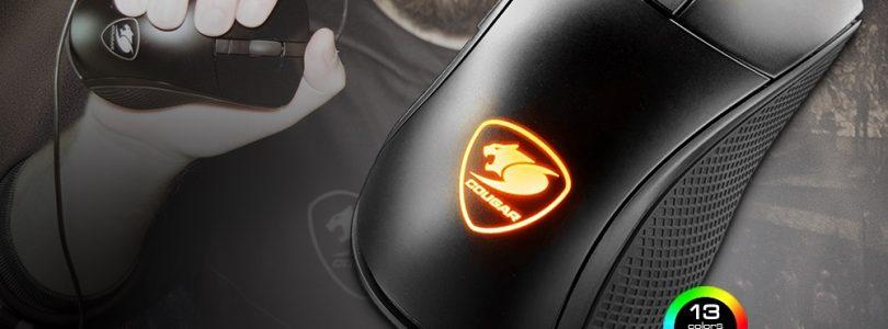 Cougar Surpassion – Die neue Gaming-Maus im Detail