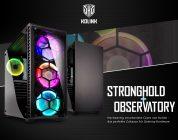 Kolink veröffentlicht zwei neue PC-Gehäuse Stronghold und Observatory