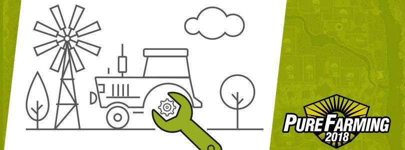 Pure Farming 2018 – Trailer und Infos zu den Modding-Tools