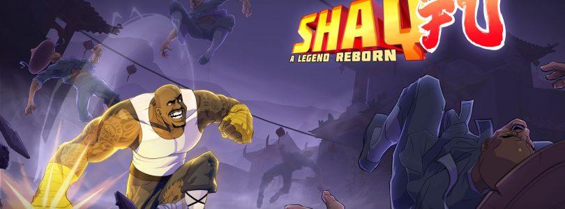 Shaq Fu: A Legend Reborn kommt als Retail-Box in den Handel