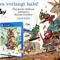 Wonder Boy: The Dragon's Trap startet für PS4 und Nintendo Switch im Handel