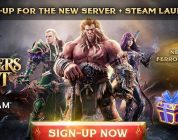 Crusaders of Light – Mobile-MMORPG schafft im März den Weg auf den PC