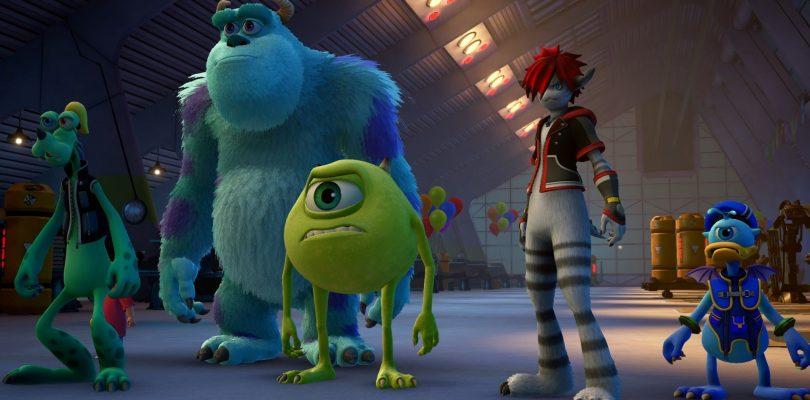 "Kingdom Hearts III – Neue Spielwelt ""Die Monster AG"" angekündigt"