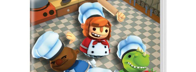 Overcooked ist ab sofort als Retail-Version für Nintendo Switch erhältlich