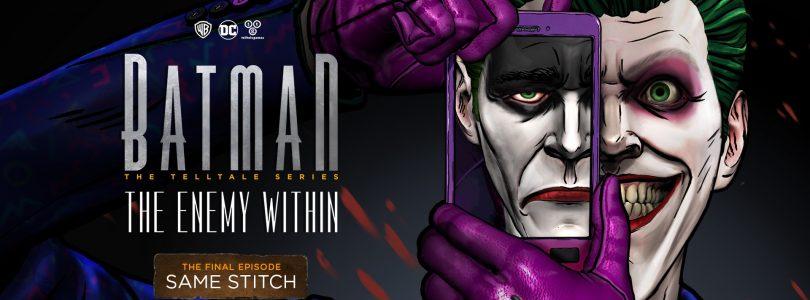 Batman: The Enemy Within – Abschließende fünfte Episode erscheint am 27. März